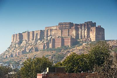 Meherangarh Festung - p1259m1111470 von J.-P. Westermann