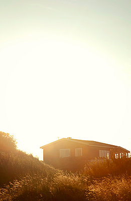Sommerhaus auf der Düne - p382m1540205 von Anna Matzen