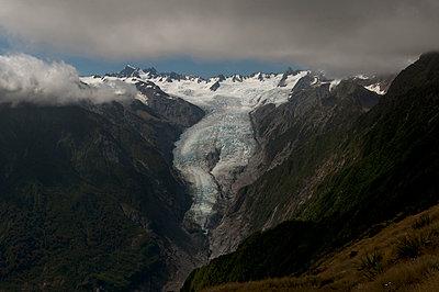Franz Josef Gletscher - p470m1539071 von Ingrid Michel