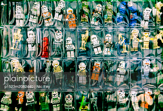 Star Wars Figurines - p1523m2082440 by Nic Fey