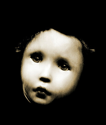Puppengesicht - p4500516 von Hanka Steidle