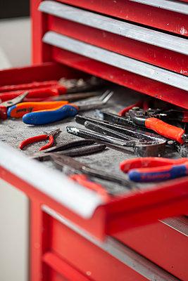 Werkzeugschublade - p795m2160993 von JanJasperKlein
