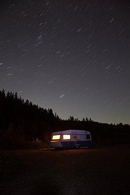 Starry sky - p235m945937 by KuS