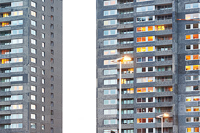 Illuminated housing block - p587m1155100 by Spitta + Hellwig