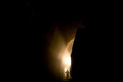 Open cast mine Chile - p6180169 by Capturaimages