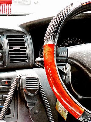 Car interior - p728m815367 by Peter Nitsch