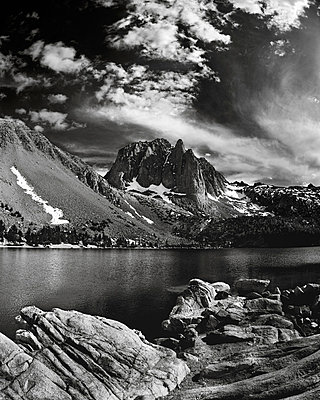 Mountains, Sierra Nevada, California, United States of America, North America - p871m731929 by Antonio Busiello