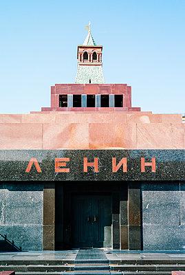 Lenin's Mausoleum - p1085m2073249 by David Carreno Hansen