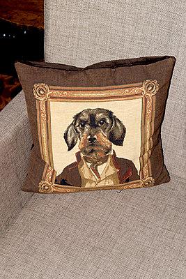 Sofa cushion - p451m1057399 by Anja Weber-Decker