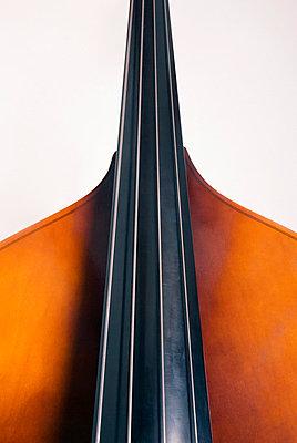 Kontrabass - p3580256 von Frank Muckenheim