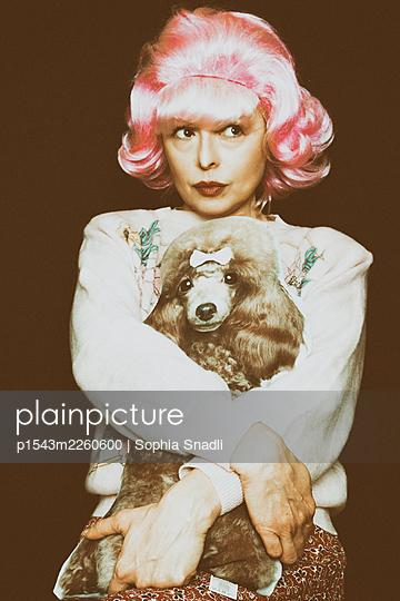 life in Pink - p1543m2260600 by Sophia Snadli