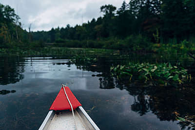 Canoe tour at Chandos Lake - p1065m982633 by KNSY Bande