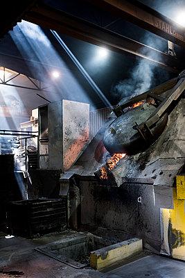 Stahlindustrie - p1046m1138221 von Moritz Küstner