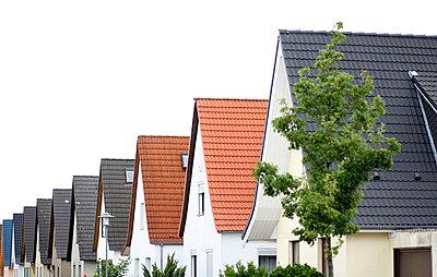 Wohngebiet Mittelschicht - p4030947 von Helge Sauber