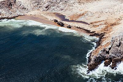Küste, Namibia - p642m892559 von brophoto