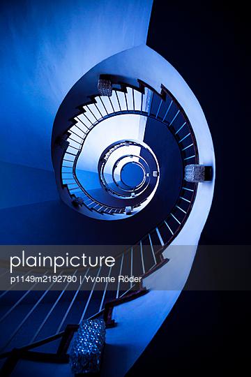 Stairway - p1149m2192780 by Yvonne Röder