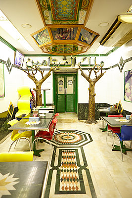 Falafel shop in Dubai - p1010m2277846 by timokerber