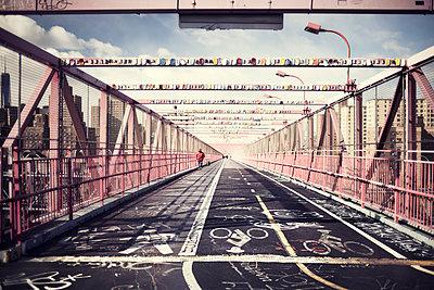 Endless Bridge - p1290m1111009 by Fabien Courtitarat