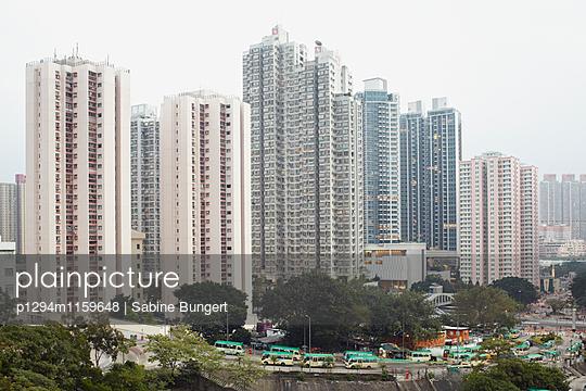 Hongkong - p1294m1159648 von Sabine Bungert