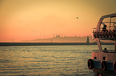 Crossing the Bosphorus - p7950146 by Janklein