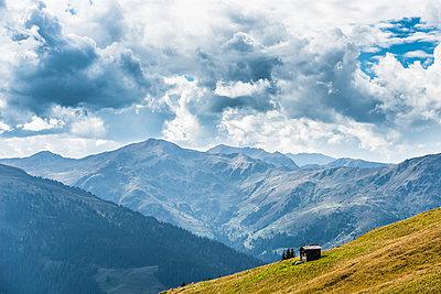 Alpine hut - p488m938588 by Bias