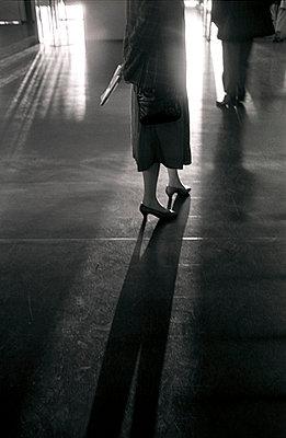 Shadows - p870m753807 by Gilles Rigoulet