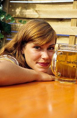 Beergarden - p0451624 by Jasmin Sander