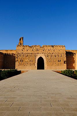 El-Badi Palace - p1105m2043827 by Virginie Plauchut