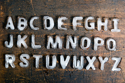 Letters - p451m778206 by Anja Weber-Decker