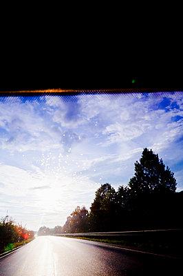 Through rain - p580m1050187 by Eva Z. Genthe