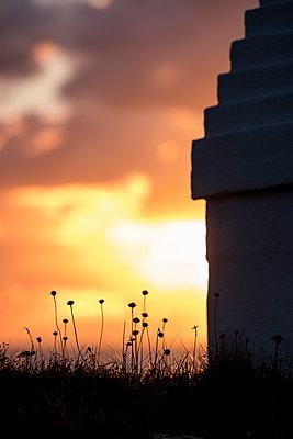 Sunset - p179m2231792 by Roland Schneider