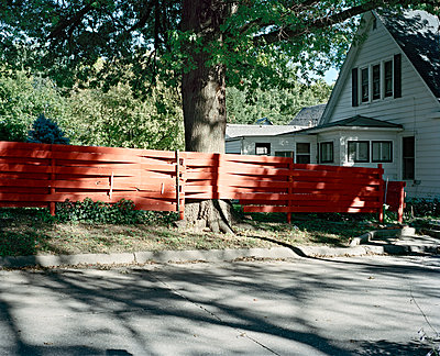 Fence - p1415m2076775 by Sophie Barbasch