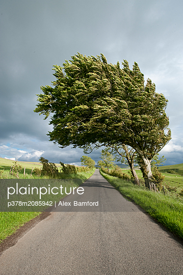 Big and windy - p378m2085942 by Alex Bamford