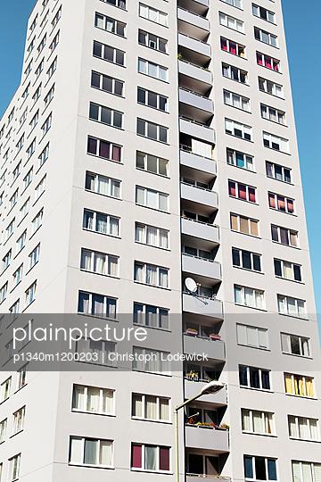 Hochhaus - p1340m1200203 von Christoph Lodewick
