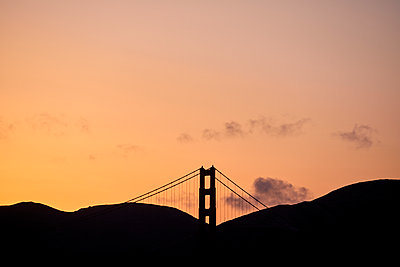 Golden Gate Bridge - p1489m1574506 by Paul Simcock