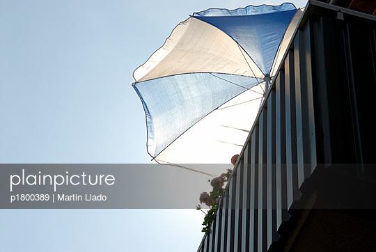 Balcony plant - p1800389 by Martin Llado