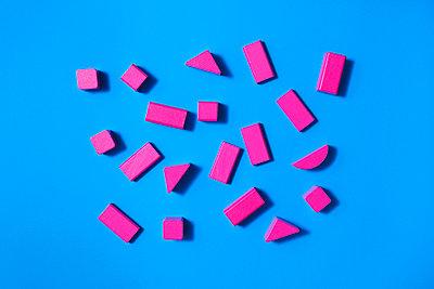 Toy blocks - p1149m2028481 by Yvonne Röder