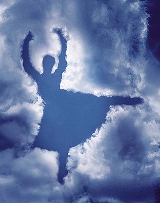 Dancing in the sky - p56710144 by daniel belet