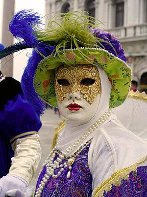 Carnival of Venice - p945m1462549 by aurelia frey
