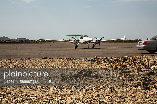 At the airport - p1291m1586697 by Marcus Bastel