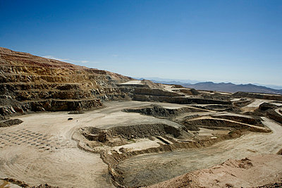 Copper in Chile - p6180178 by Capturaimages