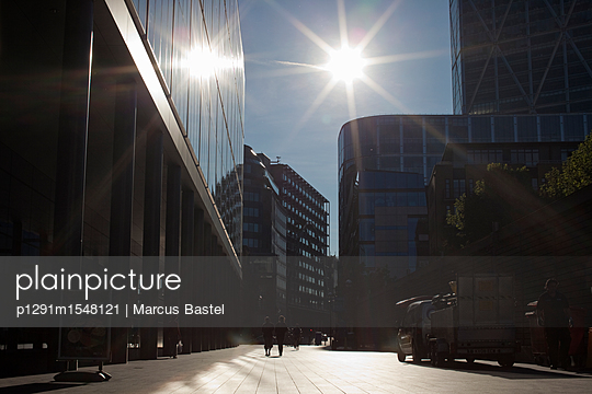 Banking District - p1291m1548121 by Marcus Bastel