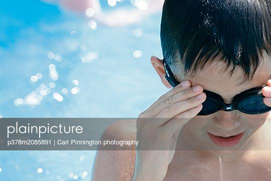 adjustments - p378m2085891 by Carl Pinnington photography
