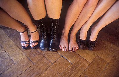 Fußvergleich - p2600014 von Frank Dan Hofacker