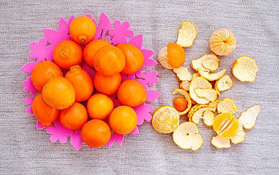 Mandarin oranges - p429m2019387 by Aleksander Rubtsov