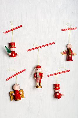 Weihnachtsdekoration - p451m1065838 von Anja Weber-Decker