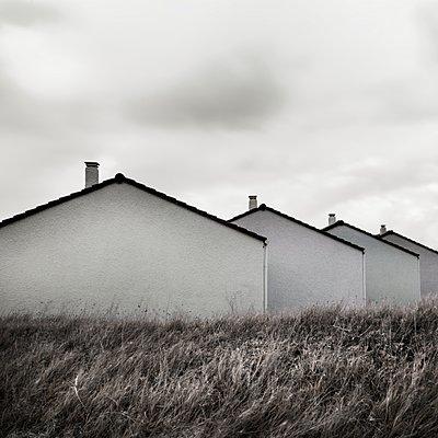 Same houses - p1137m2296694 by Yann Grancher