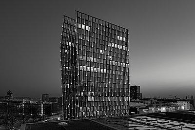 """Bürogebäude """"Tanzende Türme"""" - p1370m1445200 von Uwe Reicherter"""