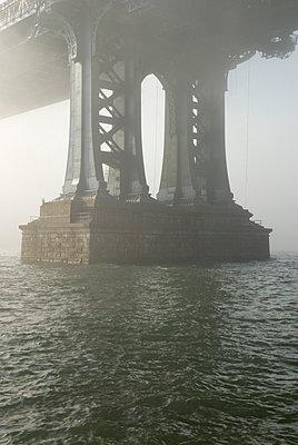 Manhattan Bridge - p5690054 von Jeff Spielman
