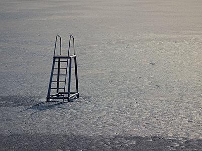 Winter - p715m755892 von Marina Biederbick